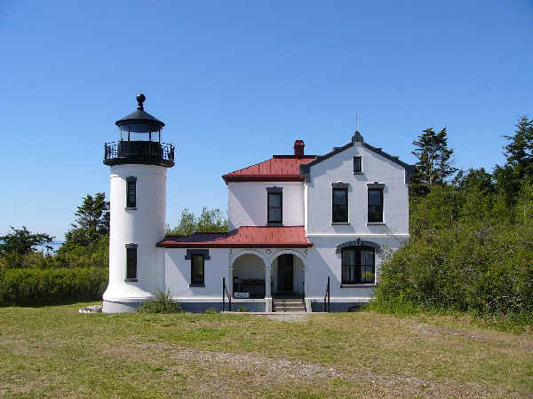 picture of Admiralty Head Lighthouse